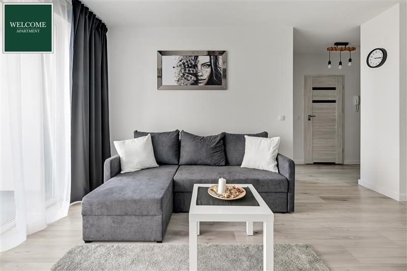 Mieszkanie dwupokojowe na wynajem Gdańsk, Jasień, GOSKA  45m2 Foto 4