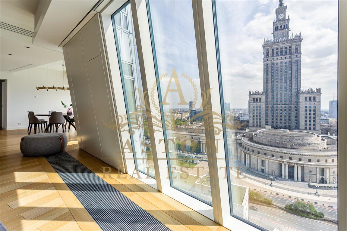 Mieszkanie trzypokojowe na wynajem Warszawa, Śródmieście, Złota  153m2 Foto 8