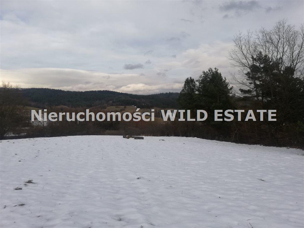 Działka rolna na sprzedaż Lesko, Dziurdziów  34742m2 Foto 6