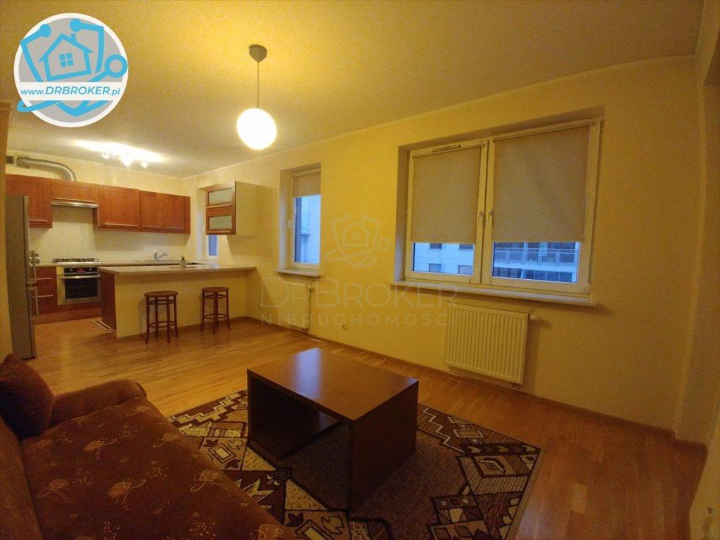 Mieszkanie dwupokojowe na wynajem Białystok, Centrum  47m2 Foto 1