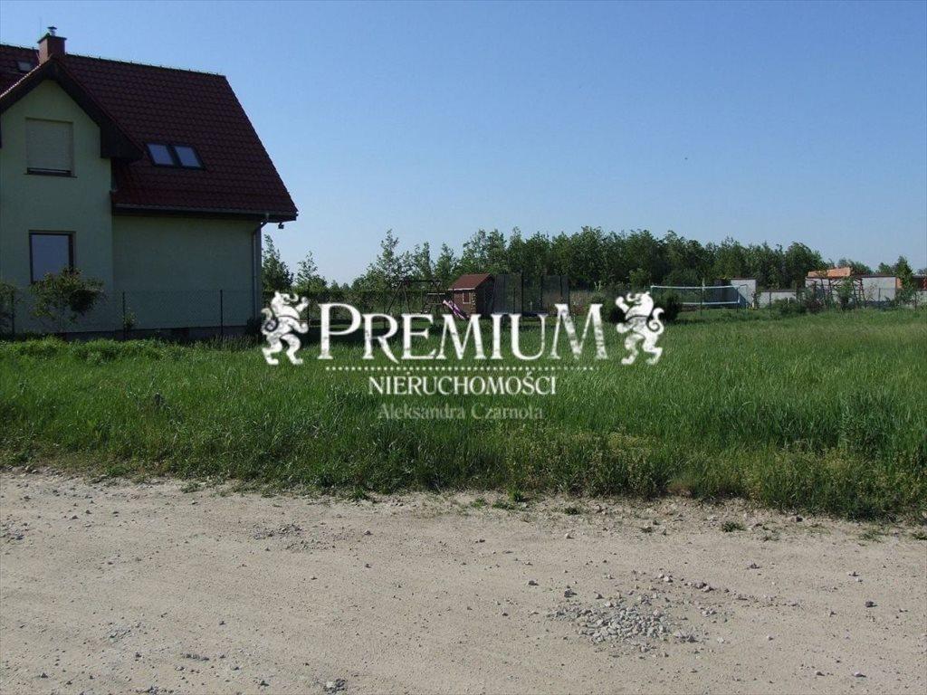 Działka budowlana na sprzedaż Radomierzyce, Radomierzyce  1800m2 Foto 8
