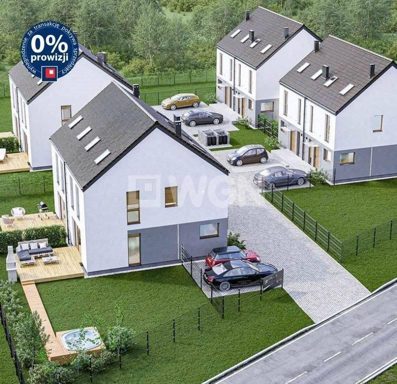 Mieszkanie czteropokojowe  na sprzedaż Bożejowice, centrum  103m2 Foto 1
