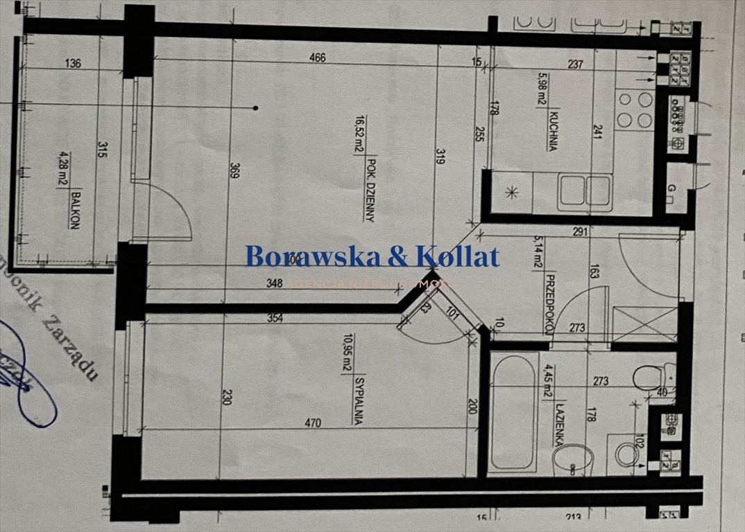Mieszkanie dwupokojowe na sprzedaż Warszawa, Białołęka, Gioacchino Rossiniego  43m2 Foto 7
