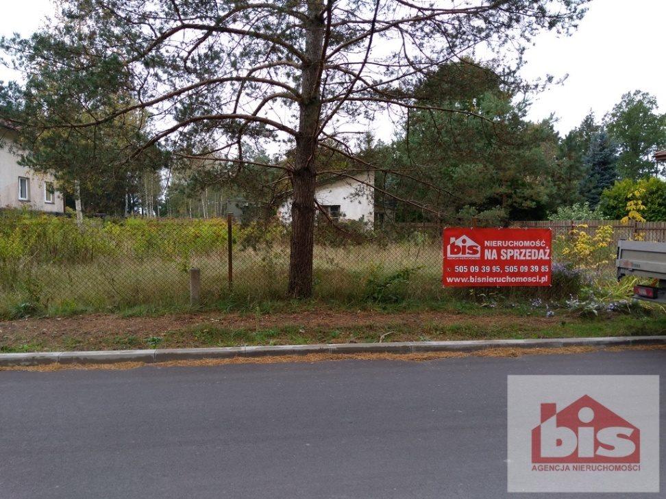 Działka budowlana na sprzedaż Niewodnica Kościelna, Topole  1367m2 Foto 1
