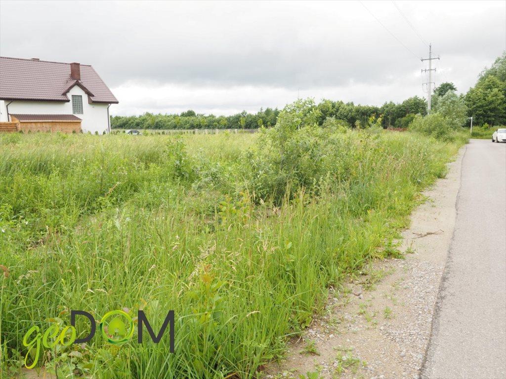 Działka budowlana na sprzedaż Okszów, Topolowa  1067m2 Foto 12
