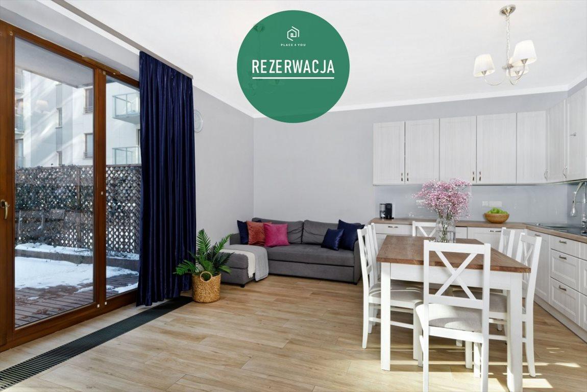 Mieszkanie trzypokojowe na sprzedaż Warszawa, Mokotów Służewiec, Cybernetyki  67m2 Foto 1
