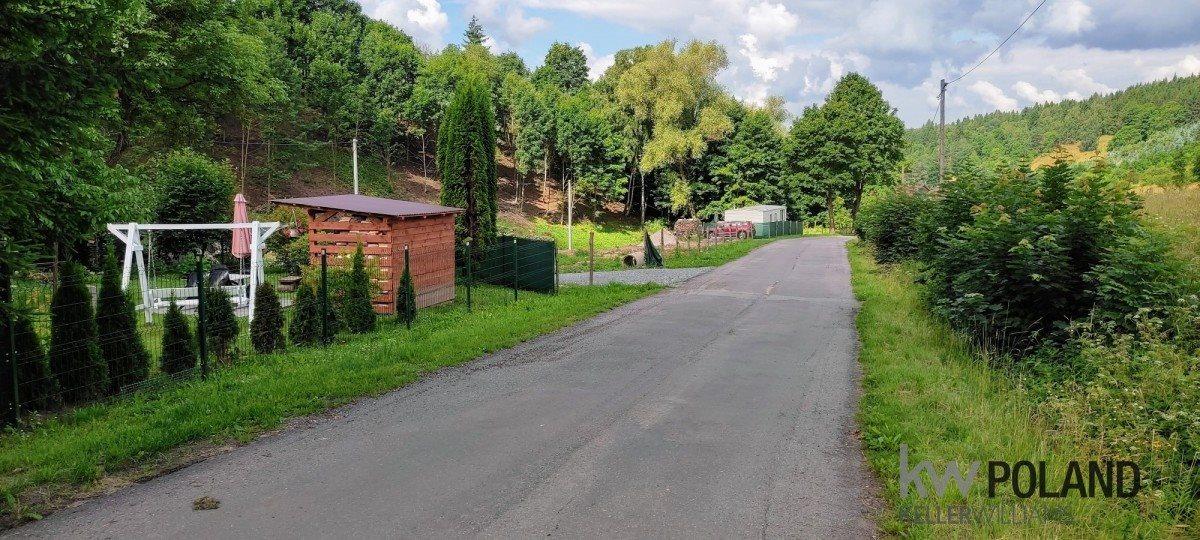 Działka budowlana na sprzedaż Kudowa-Zdrój, Pstrążna  1528m2 Foto 3