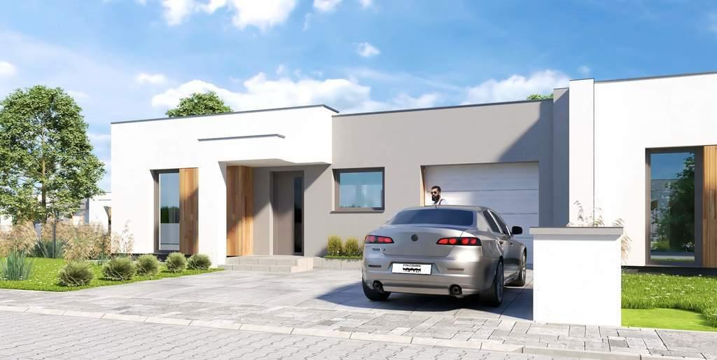 Dom na sprzedaż Psarskie, Owocowa  91m2 Foto 1