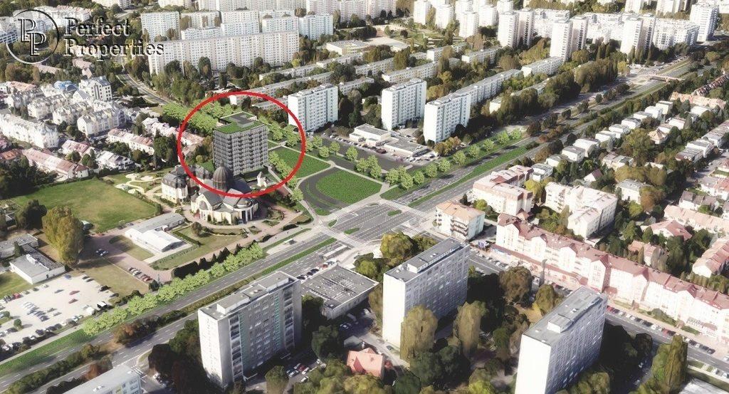 Działka inwestycyjna na sprzedaż Warszawa, Mokotów, Jana III Sobieskiego  2040m2 Foto 2