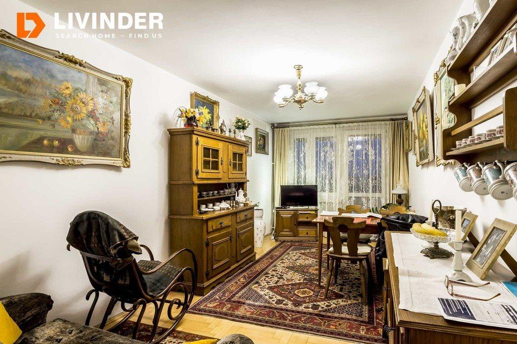 Mieszkanie dwupokojowe na sprzedaż Kraków, Bieńczyce, Bieńczyce, os. Józefa Strusia  45m2 Foto 2