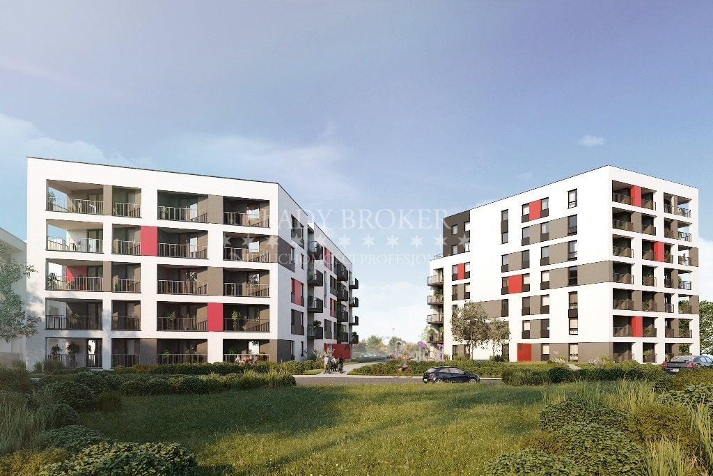Mieszkanie trzypokojowe na sprzedaż Rzeszów, Baranówka, Prymasa 1000-lecia  54m2 Foto 2
