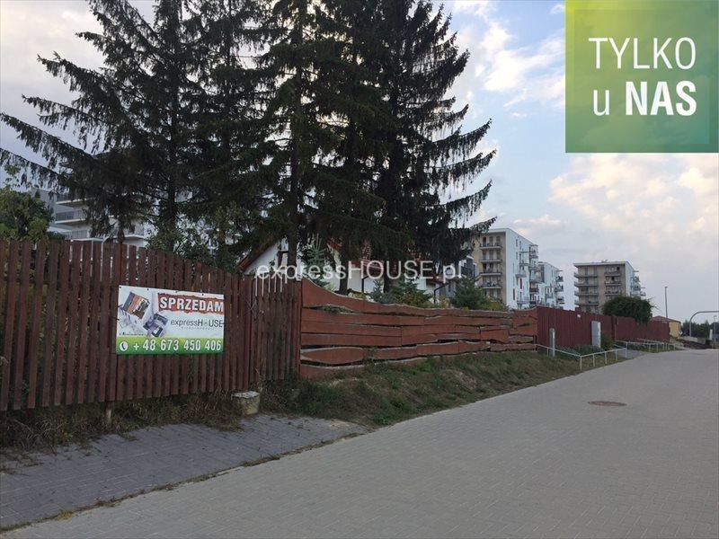 Działka budowlana na sprzedaż Lublin, Sławin, Poligonowa  900m2 Foto 1