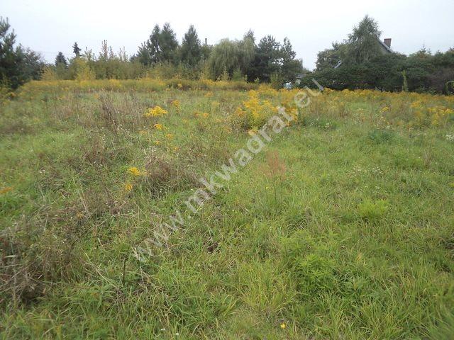 Działka siedliskowa na sprzedaż Zielonki-Parcela  2700m2 Foto 8