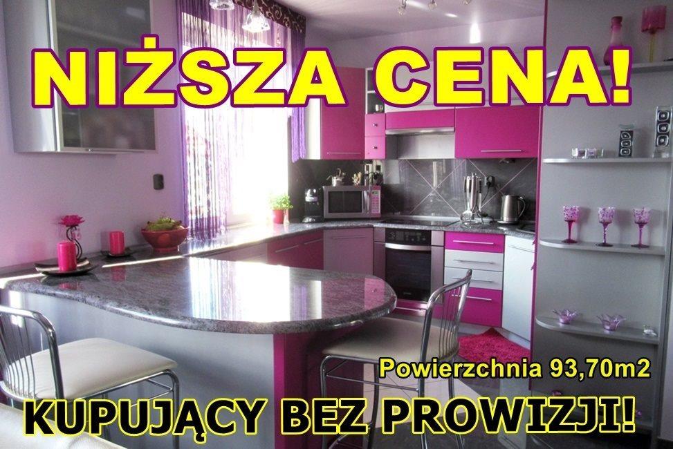 Mieszkanie czteropokojowe  na sprzedaż Ełk, Osiedle Jeziorna  94m2 Foto 1