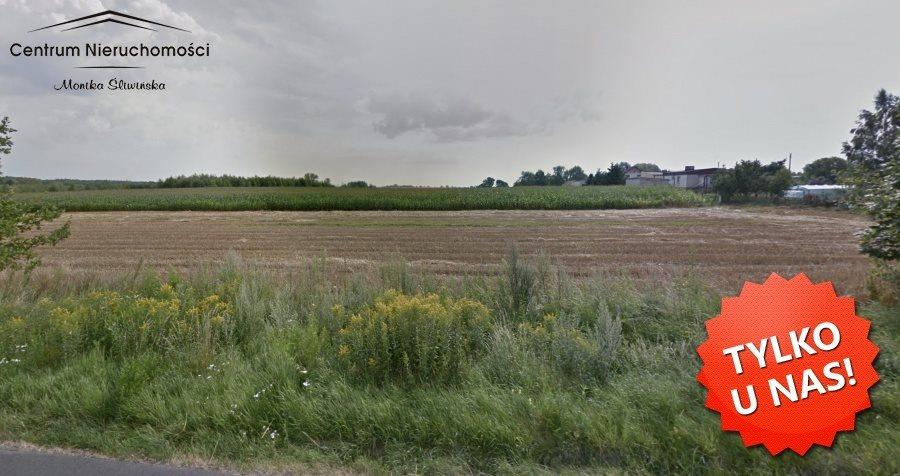 Działka budowlana na sprzedaż Paparzyn  1200m2 Foto 1