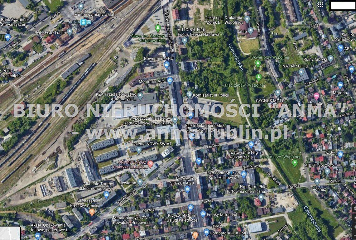 Lokal użytkowy na wynajem Lublin, Dziesiąta  125m2 Foto 1