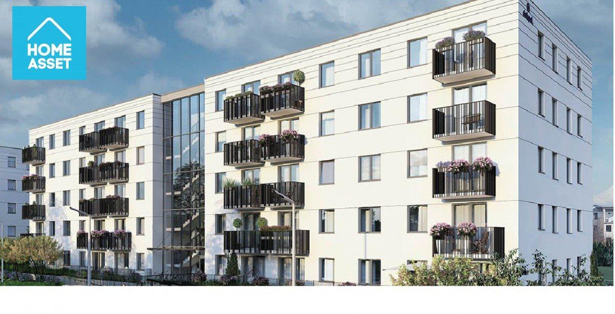 Mieszkanie trzypokojowe na sprzedaż Gdańsk, Jasień, Potęgowska  56m2 Foto 1