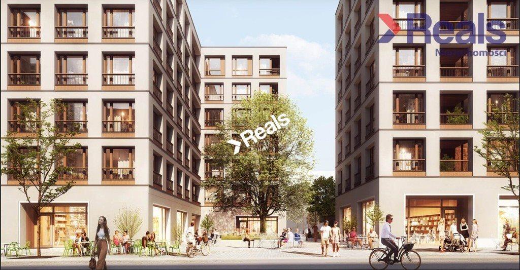 Mieszkanie dwupokojowe na sprzedaż Warszawa, Wola, Krochmalna  55m2 Foto 1