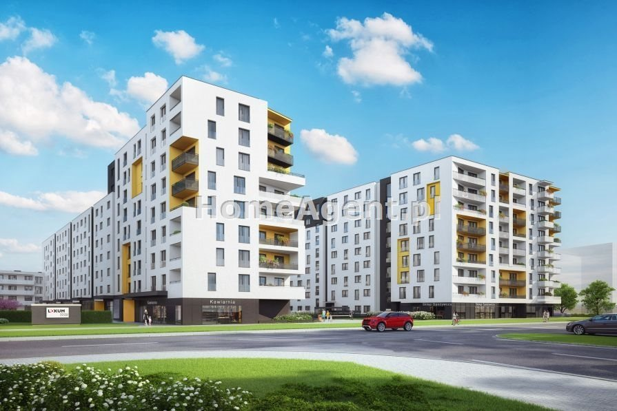 Mieszkanie trzypokojowe na sprzedaż Kraków, Podgórze, Bonarka  56m2 Foto 8
