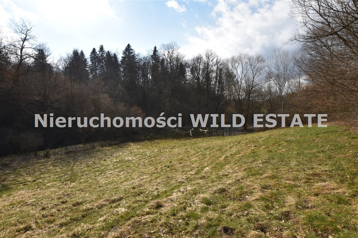 Działka rolna na sprzedaż Solina, Myczkowce  5100m2 Foto 9