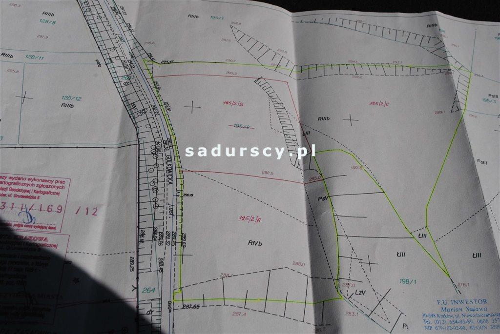 Działka rolna na sprzedaż Kraków, Swoszowice, Rajsko, Golkowicka  2761m2 Foto 8