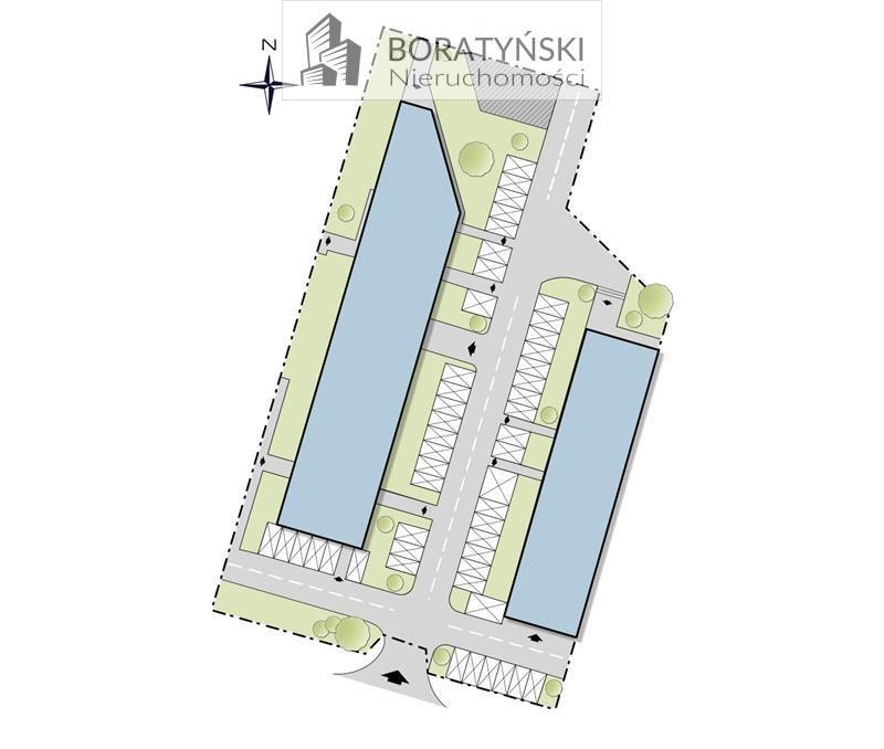 Mieszkanie trzypokojowe na sprzedaż Szczecin, Dąbie, Dąbie, Przestrzenna  60m2 Foto 7