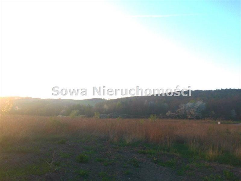 Działka budowlana na sprzedaż Świebodzice, ok. 5 km od Świebodzic  1128m2 Foto 4