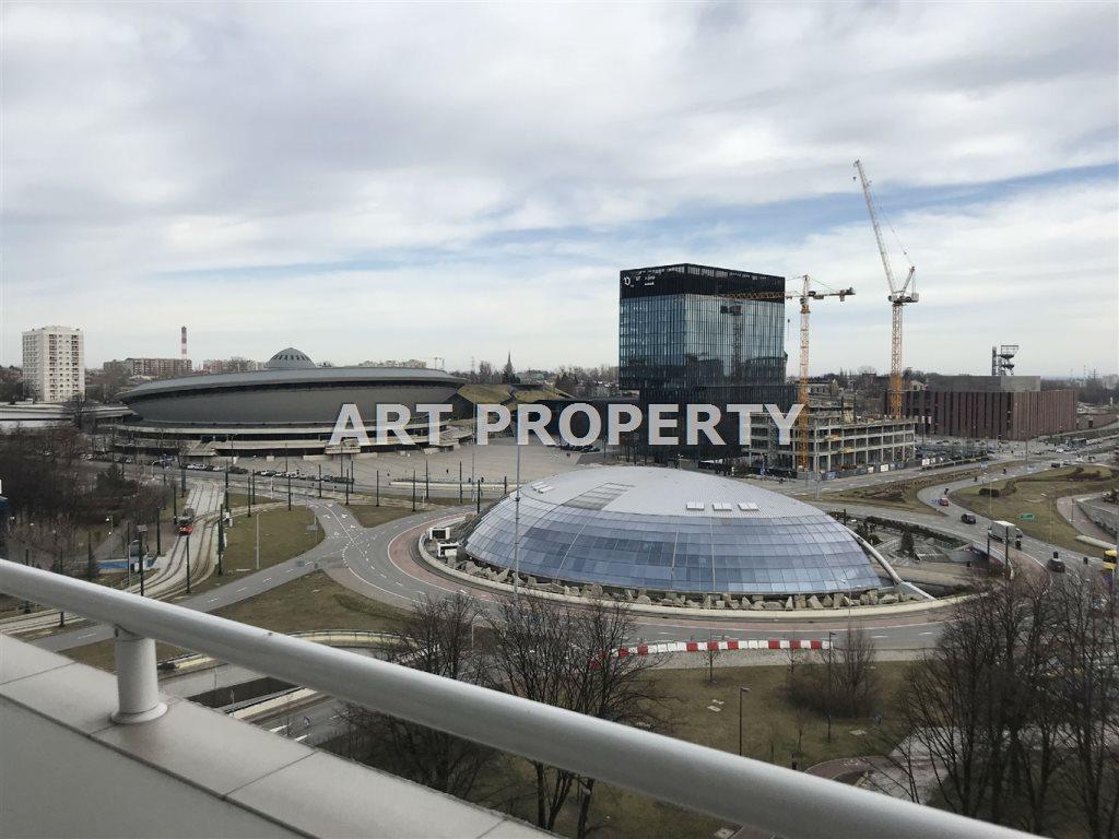 Mieszkanie dwupokojowe na wynajem Katowice, Śródmieście  40m2 Foto 7