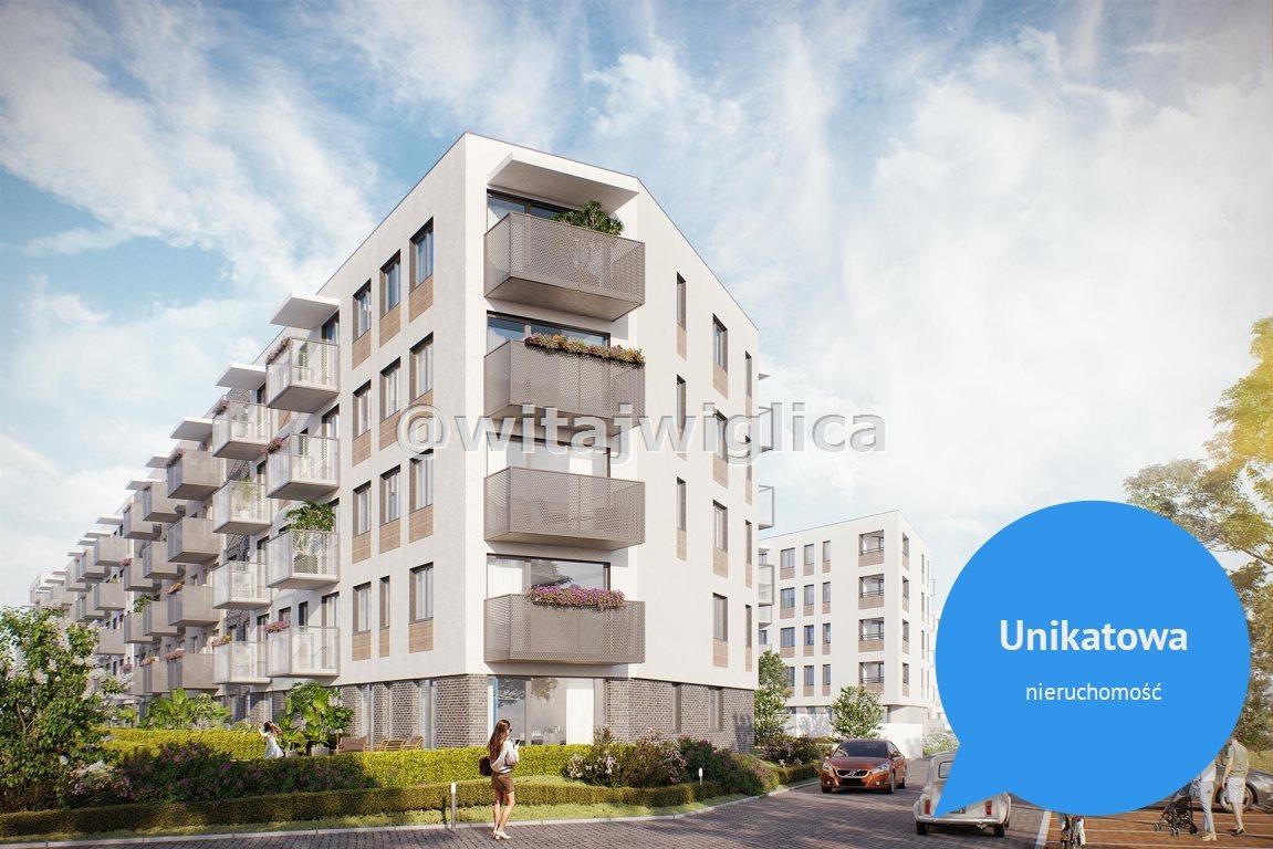 Mieszkanie dwupokojowe na sprzedaż Wrocław, Krzyki, Klecina, Jutrzenki  45m2 Foto 6