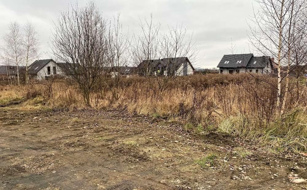 Działka budowlana na sprzedaż Tarnowskie Góry, Repty, tarnowskie góry  1743m2 Foto 3