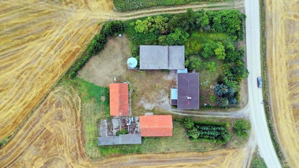 Działka siedliskowa na sprzedaż Czerwony Dwór  5410m2 Foto 1