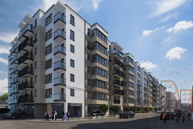 Mieszkanie trzypokojowe na sprzedaż Wrocław, Śródmieście, Kręta  57m2 Foto 5