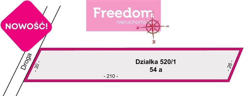 Działka inwestycyjna na sprzedaż Rzeszów, hr. Alfreda Potockiego  5400m2 Foto 4