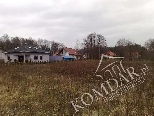 Działka budowlana na sprzedaż Góraszka, Wiązowna- Góraszka  1250m2 Foto 2