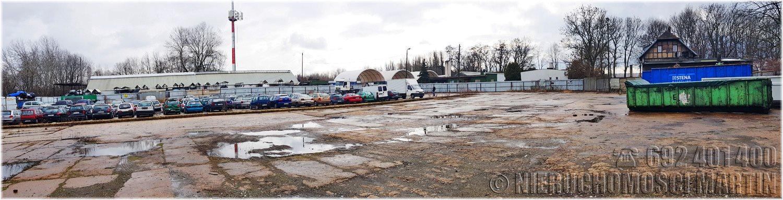 Działka przemysłowo-handlowa na sprzedaż Poznań, Starołęka, Starołęka  9151m2 Foto 3