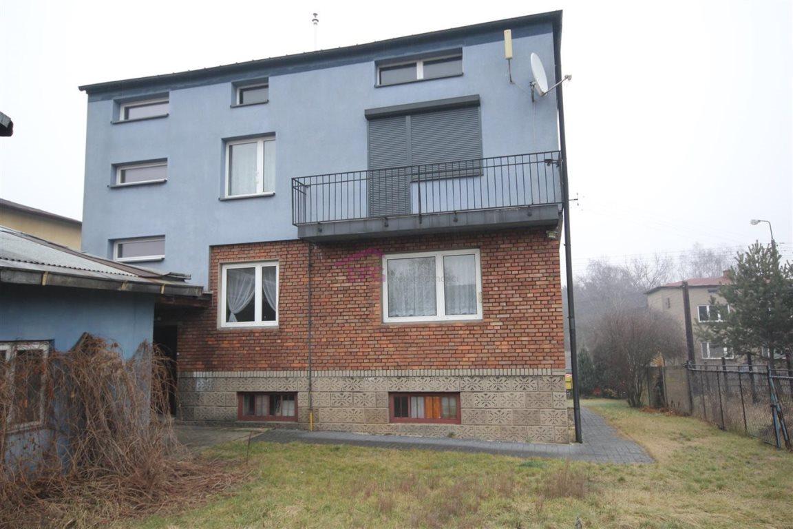 Dom na sprzedaż Dąbrowa Górnicza, Okradzionów, Białej Przemszy  90m2 Foto 1