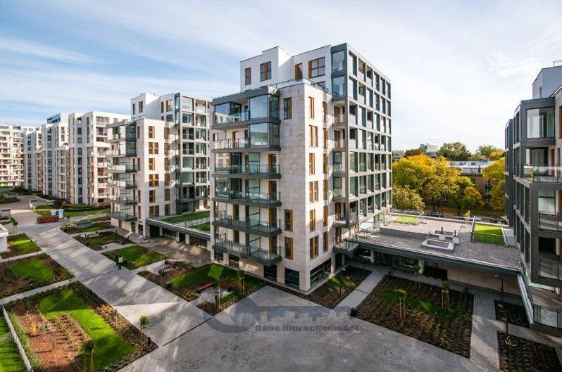 Mieszkanie trzypokojowe na wynajem Warszawa, Mokotów, Obrzeżna  82m2 Foto 1