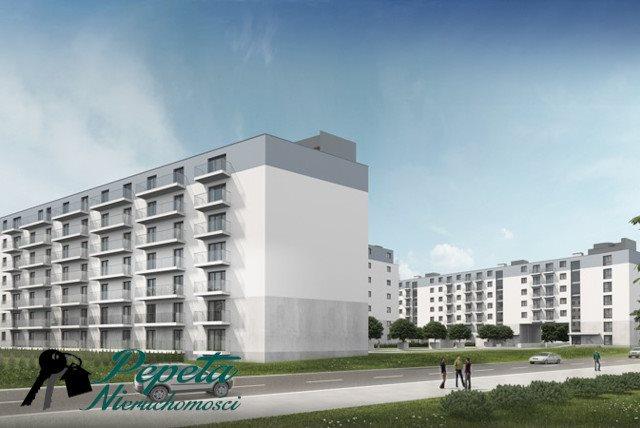 Mieszkanie dwupokojowe na sprzedaż Poznań, Rataje, Katowicka  48m2 Foto 4