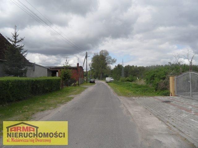 Działka budowlana na sprzedaż Stargard, Stanisława Reymonta  1132m2 Foto 1