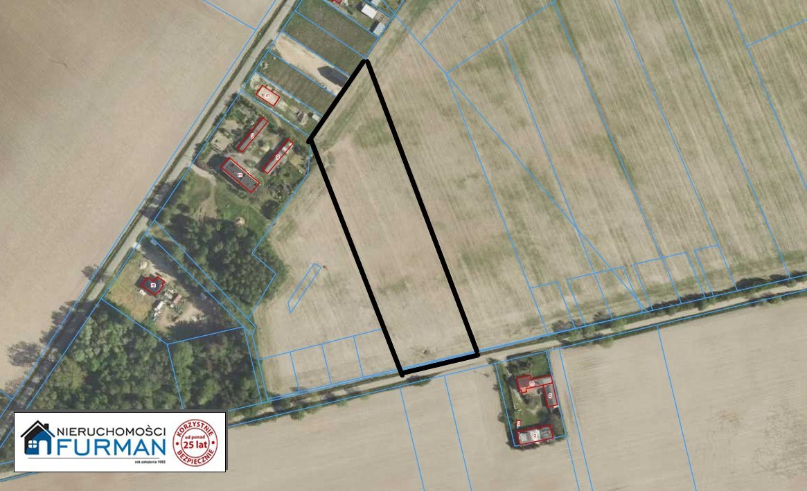 Działka budowlana na sprzedaż Boguniewo  12800m2 Foto 1