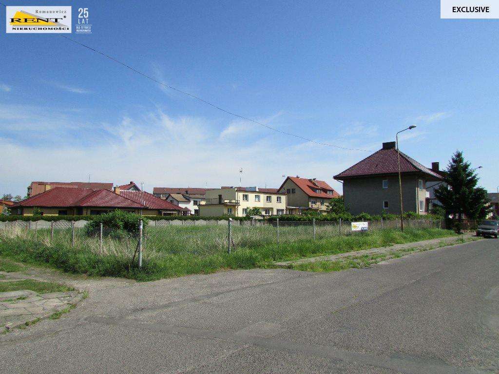 Działka budowlana na sprzedaż Stargard  609m2 Foto 4