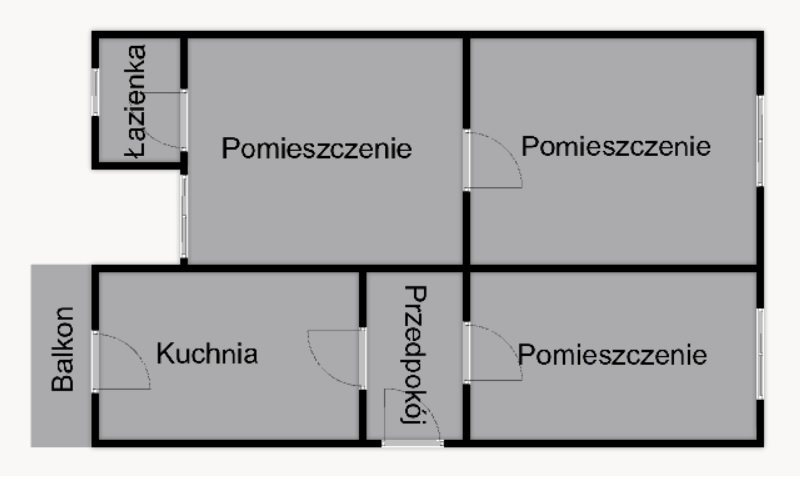 Lokal użytkowy na wynajem Kraków, Stare Miasto, Stare Miasto, Karmelicka  76m2 Foto 11