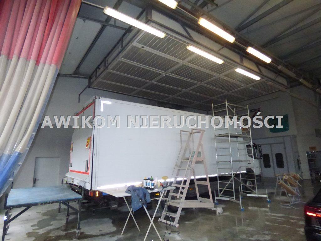 Lokal użytkowy na sprzedaż Błonie  5600m2 Foto 6