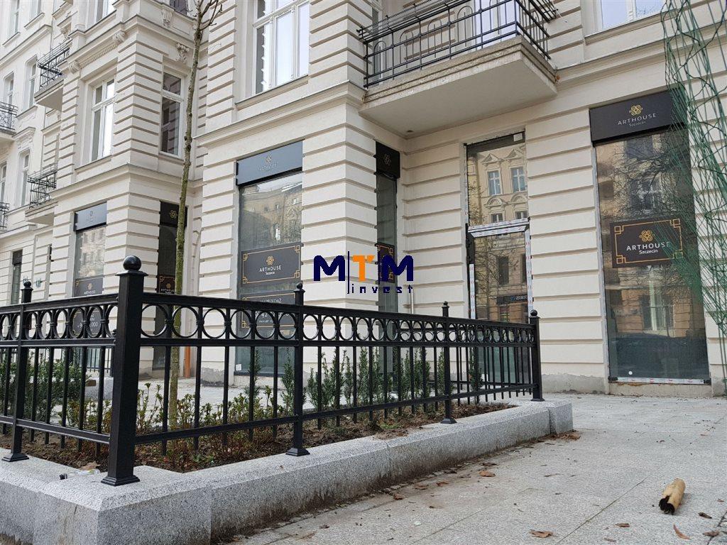 Lokal użytkowy na wynajem Szczecin, Centrum  204m2 Foto 1