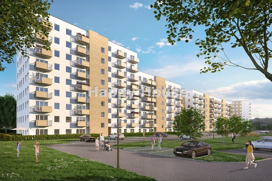 Mieszkanie czteropokojowe  na sprzedaż Poznań, Wagrowska  55m2 Foto 4