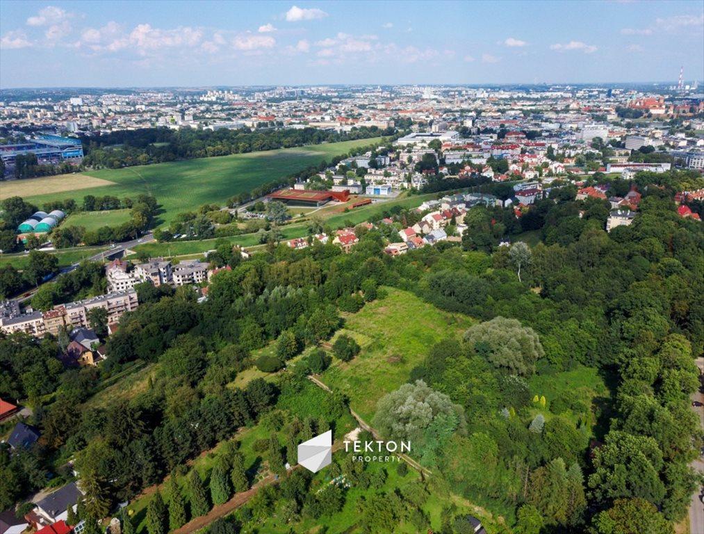Działka leśna na sprzedaż Kraków, Salwator, Panoramiczna  4100m2 Foto 11