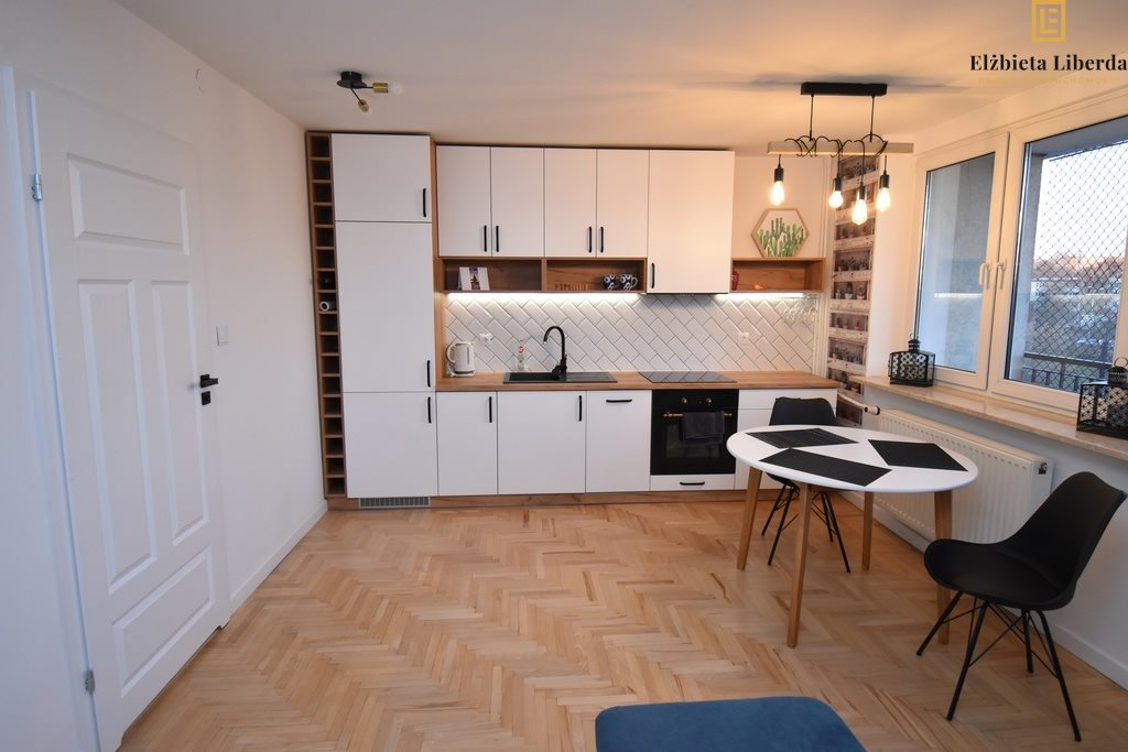 Mieszkanie dwupokojowe na wynajem Lublin, Śródmieście  32m2 Foto 1