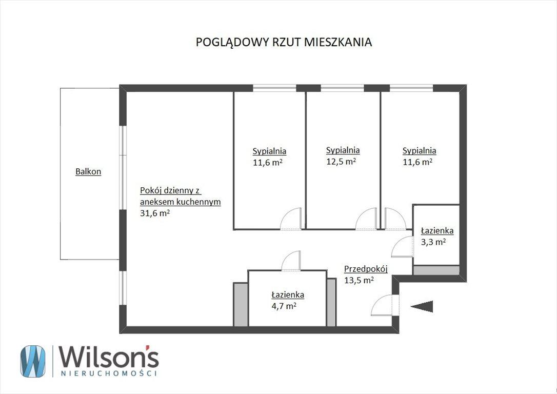 Mieszkanie czteropokojowe  na sprzedaż Warszawa, Ursus Skorosze, Skoroszewska  89m2 Foto 11