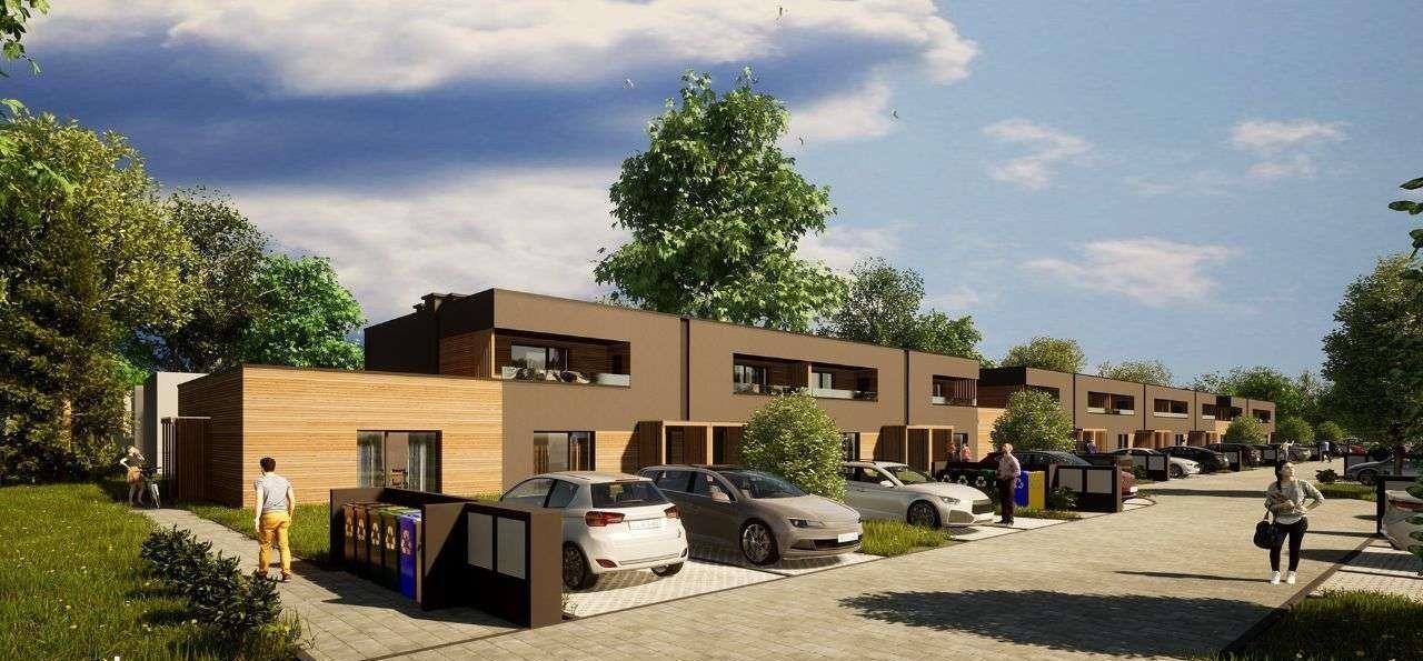 Dom na sprzedaż Rzeszów, ul. hr. alfreda potockiego  61m2 Foto 2