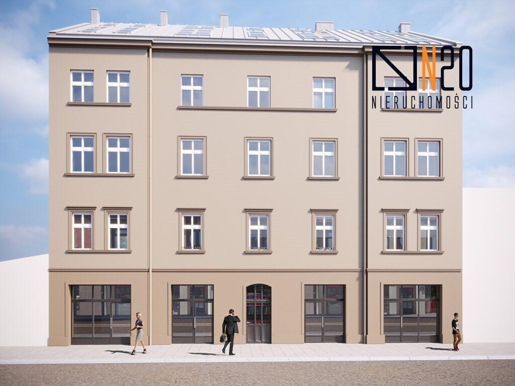 Mieszkanie dwupokojowe na sprzedaż Kraków, Podgórze, Stare Podgórze  29m2 Foto 1